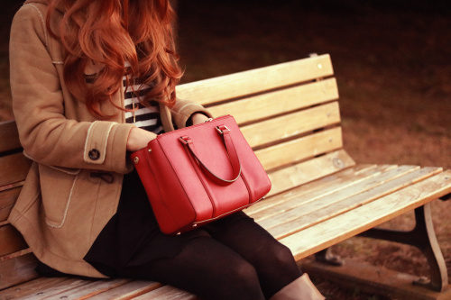 バッグの色