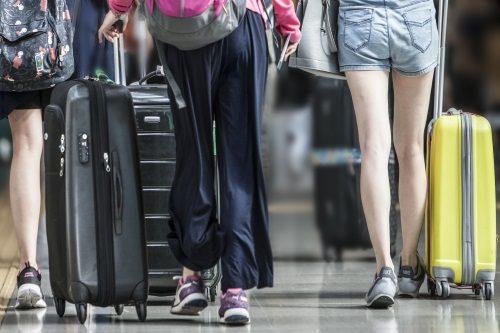 旅行で動きやすい靴