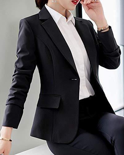 黒ジャケット