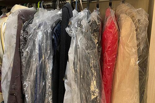服はたくさんあるけど『着られる服が無い』