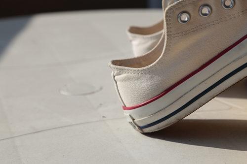 靴は歩きやすさ重視しよう