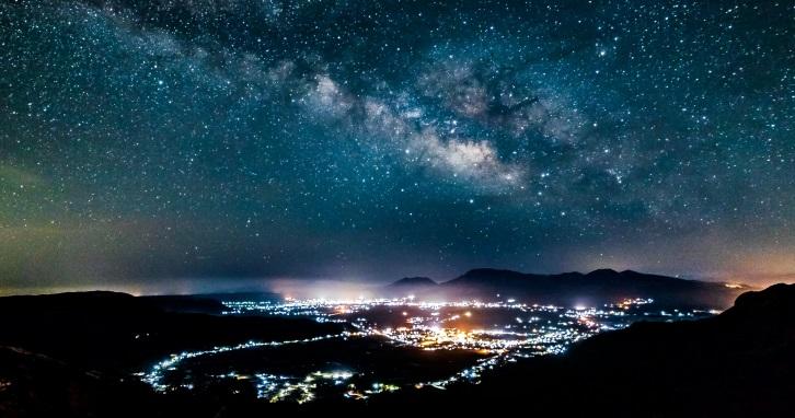 秋の流れ星を観ながらでプロポーズ