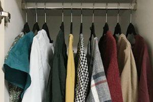 断捨離の目安にするべき服の枚数